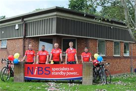 Sponsored Cycle Ride for Pudsey