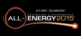 All Energy Show 6th and 7th May 2015